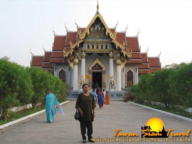 วัดไทยพุทธคยา เป็นวัดไทยแห่งแรกในประเทศอินเดีย (รัฐพิหาร)
